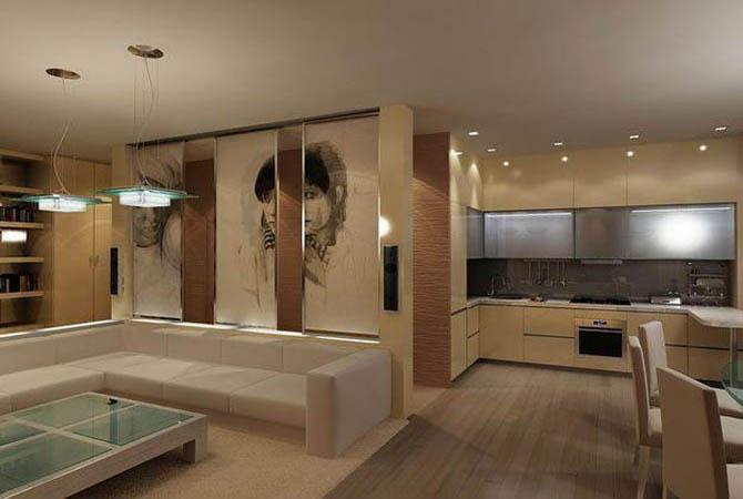 фото перепланировок однокомнатных квартир