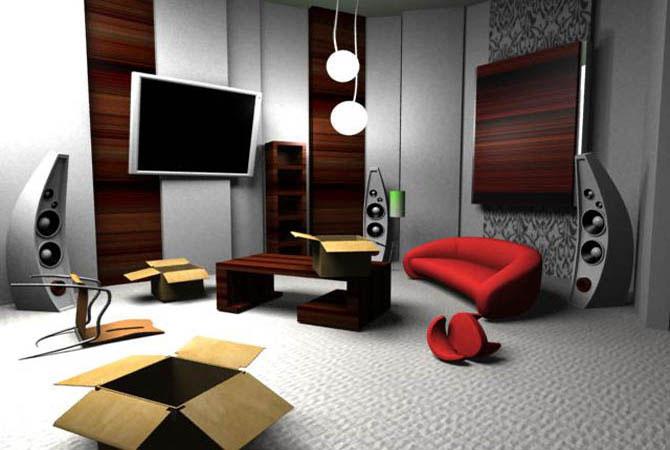 проекты дизайн однокомнотной квартиры