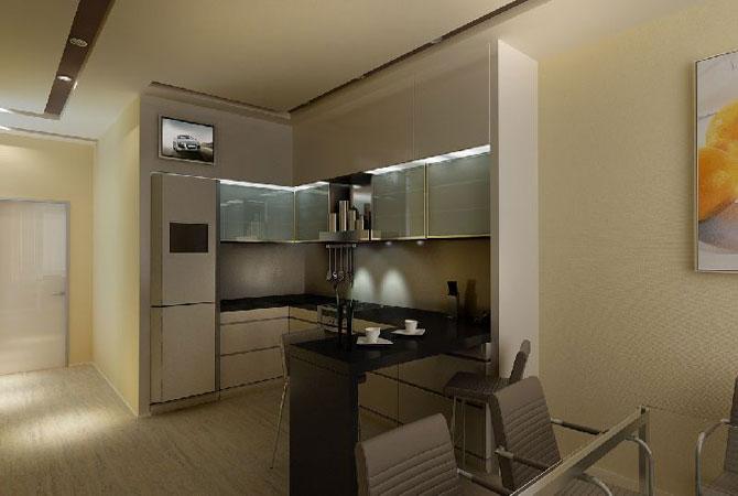 готовые проекты интерьеров дома