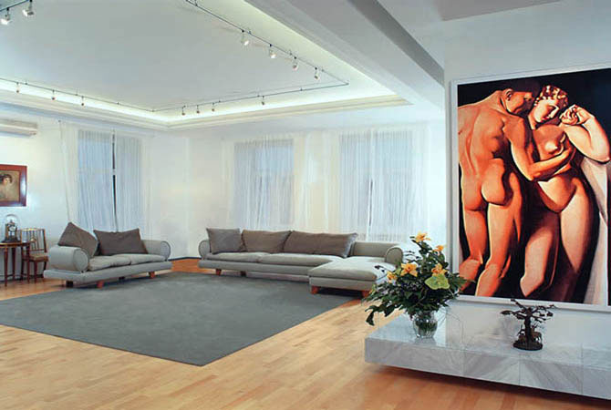 Отделка и дизайн квартир-фото