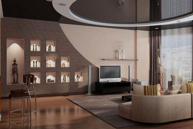 компьютерный дизайн комнаты 9 кв м