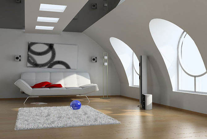 ремонт частного обычного дома идеи