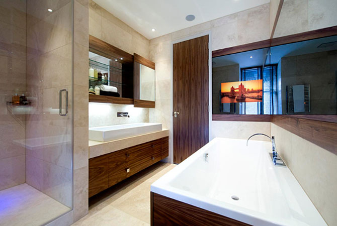 дизайн проект 1 комнатных квартир