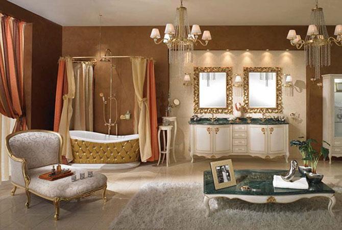 дизайн интерьера ванной комнаты примеры на фотографиях