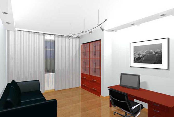 дизайн квартир в спбсовместить спальню и гостинную