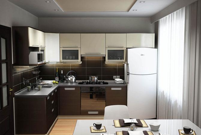 проекты и дизайн стандартных квартир