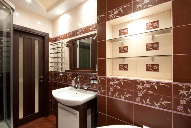 ремонт ванной комнаты под ключ siteby