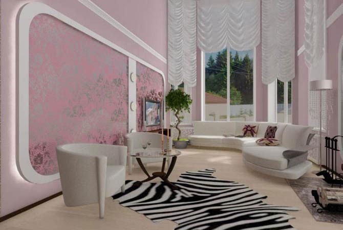 дизайн интерьеров малогабаритных комнат