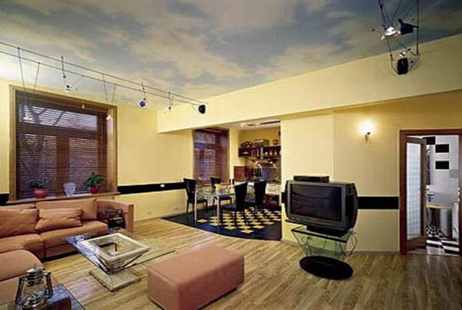 цена за м2 дизайн проекта квартиры