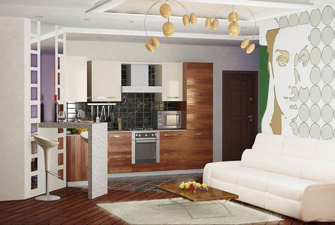 пример арабского интерьера дома