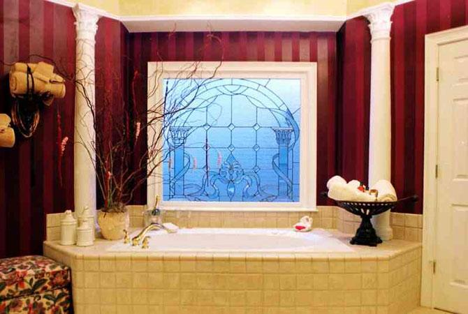 реферат на тему дизайн интерьера спальной комнаты