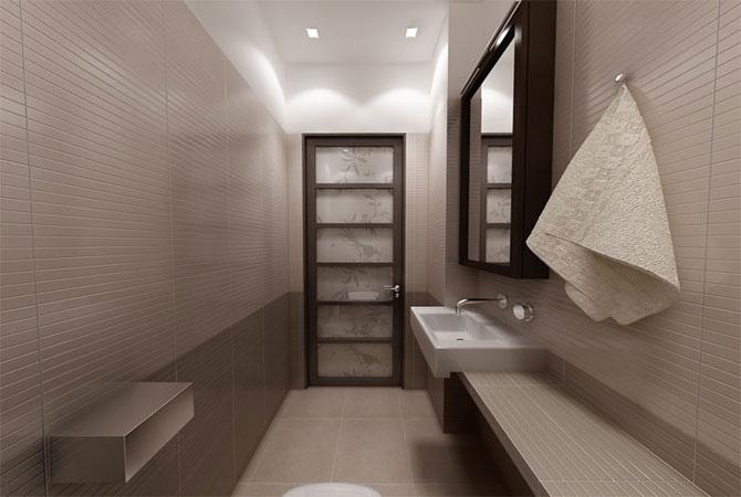отделка однокомнатной квартиры на фото