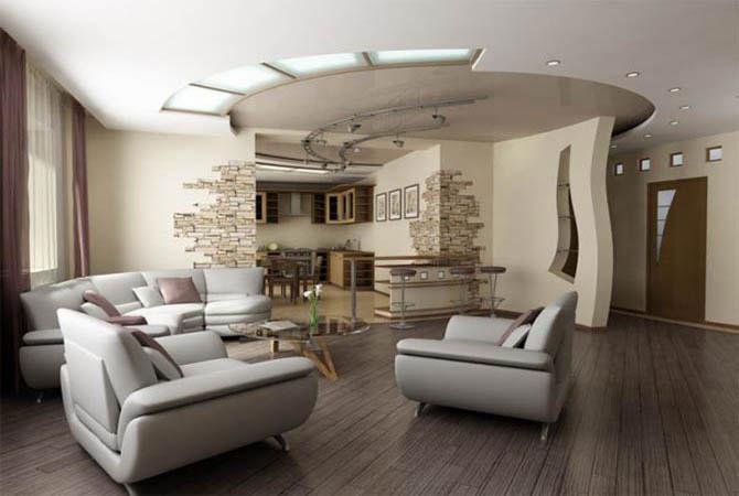 дизайн ремонт стандартной 2-х комнатной квартиры