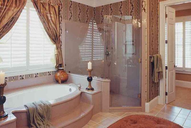 ремонт ванных комнат в комплексе в санкт-петербурге
