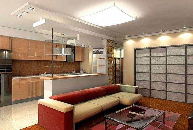оформление интерьера в маленьких квартирах картинки