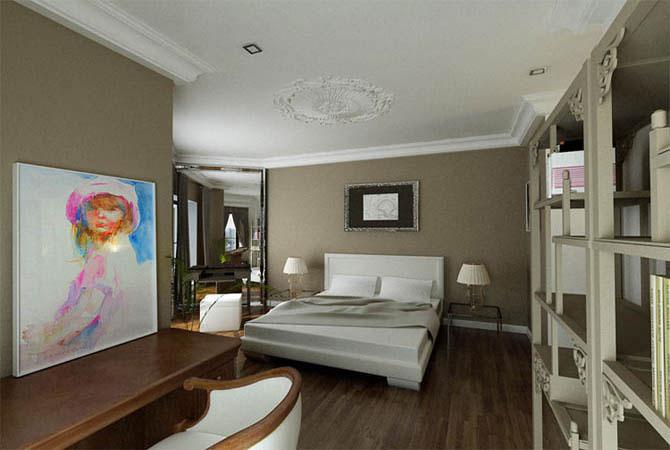 интерьер комнаты в стили диско
