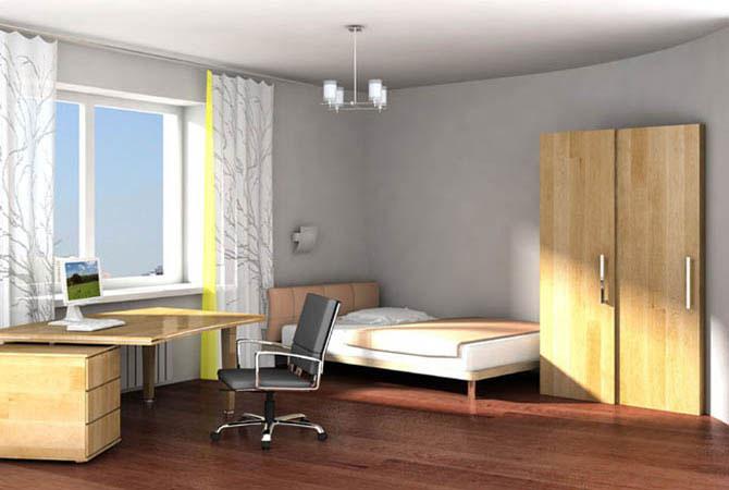 примерный план ремонта комнаты