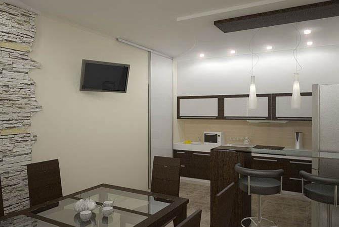 дизайн интерьера квартиры подробно