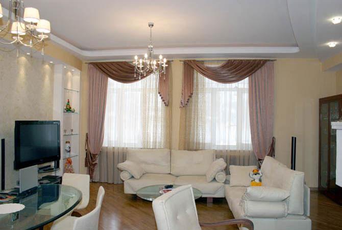 дизайн интерьера квартиры в стиле древнего рима