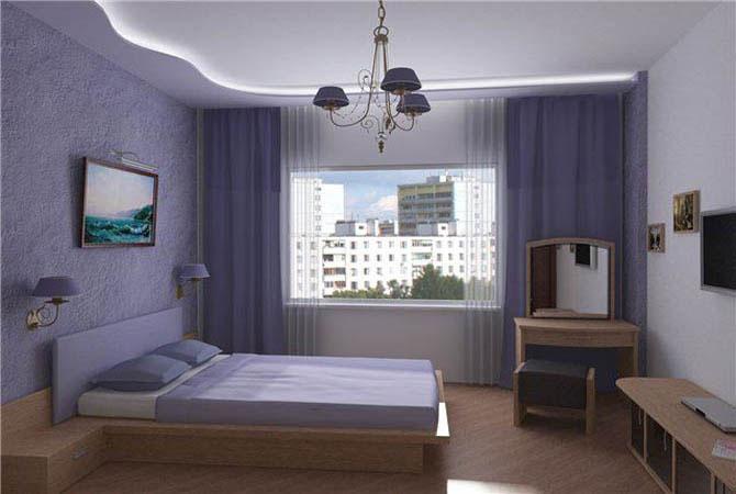 ремонт квартиры - евроремонт потолка