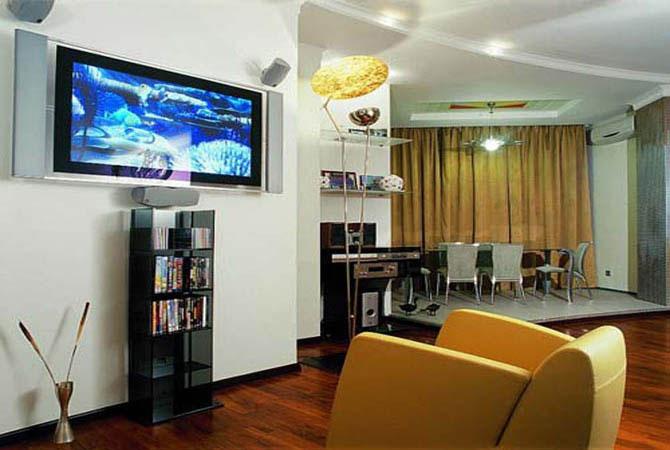 телевизионная предача ремонтируем свой дом