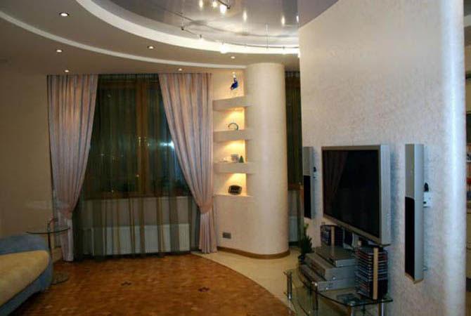 интерьер для маленьких квартир