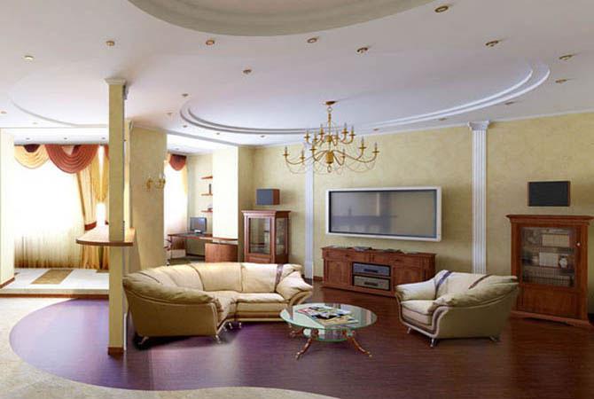 дизайн квартир в историческом стиле