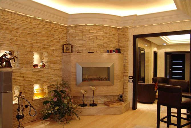 интерьер балкона присоединенного к комнате