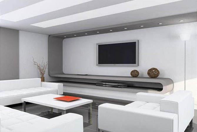 дизайн квартиры с ламинатом