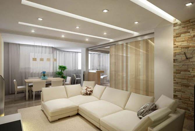 перепланировка квартиры за счет лоджии