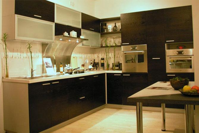 нестандартная планировка и дизайн интерьера дома