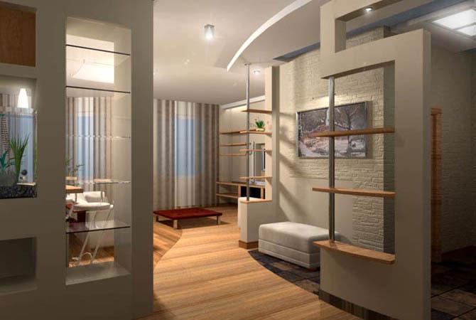 дизайн 1 комнатной квартиры 38 квм